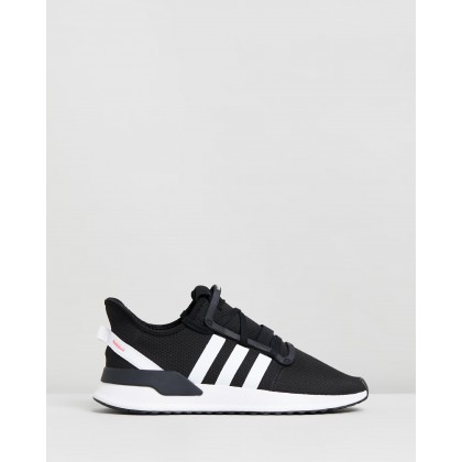 U Path Run - Unisex Black & White by Adidas Originals