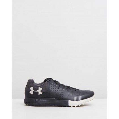UA Horizon RTT - Men's Black & Ghost Grey by Under Armour