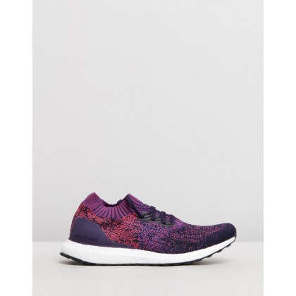 Ultraboost Uncaged - Women's Legend Purple & Shock Red by Adidas Performance