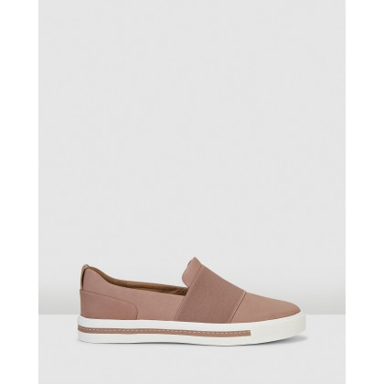 Un Maui Step Rose Nubuck by Clarks