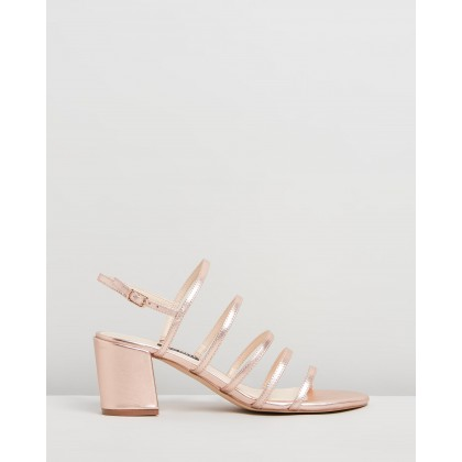 Unique Light Pink Leather by Nine West