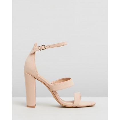 Utah Nude Nubuck by Billini