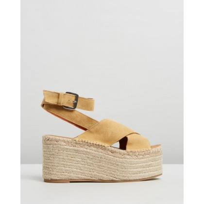 Vegas Gold by Alohas Sandals