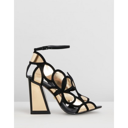 Vivi Gold & Black by Kat Maconie