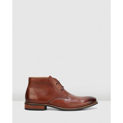 Walker Tan by Hush Puppies