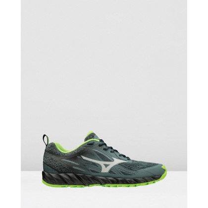 Wave Ibuki - Men's Stormy Weather by Mizuno