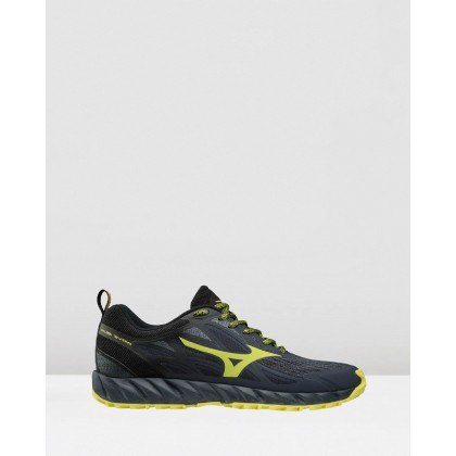 Wave Ibuki - Men's Ombre Blue by Mizuno