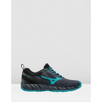 Wave Ibuki - Women's Ombre Blue by Mizuno