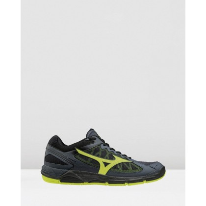 Wave Supersonic - Men's Ombre Blue by Mizuno