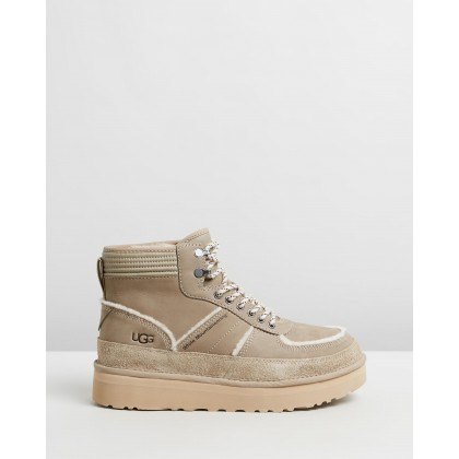 White Mountaineering x UGG Snow Boots Beige by White Mountaineering