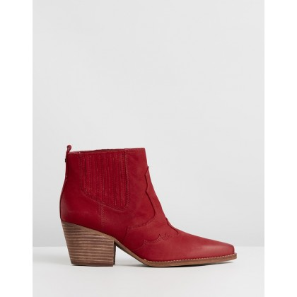 Winona Deep Red by Sam Edelman
