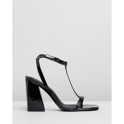 Winslet Black Patent by Alias Mae