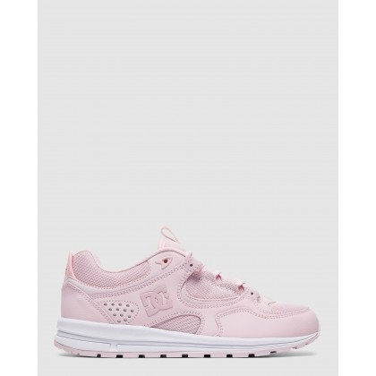 Womens Kalis Lite Shoe LIGHT PINK by Dc Shoes