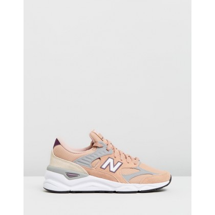 X-90 Reconstructed - Women's Pink Sand by New Balance Classics