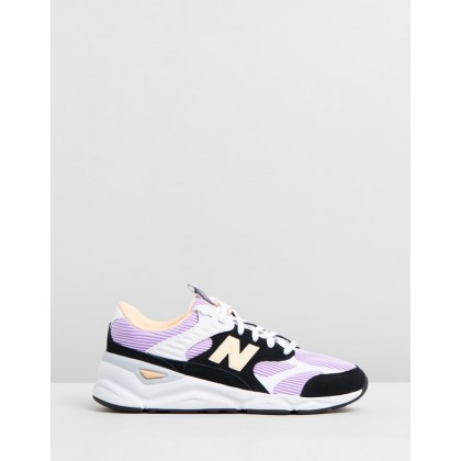 X-90 Reconstructed - Women's Black & Violet by New Balance Classics