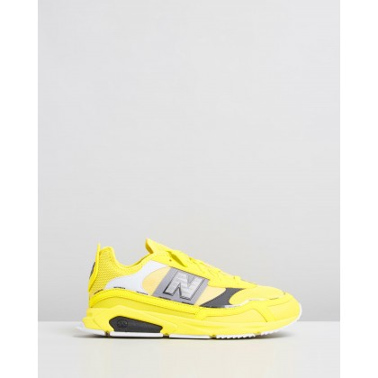 X-Racer Yellow & Black by New Balance Classics