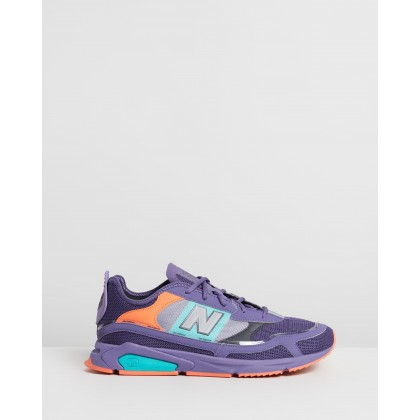 X-Racer - Men's Purple by New Balance Classics