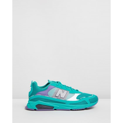 X-Racer - Men's Green by New Balance Classics