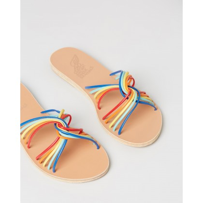 Xanthi Multicolour Bright by Ancient Greek Sandals
