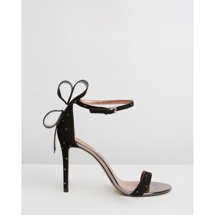 Zandala Black Suede by Ted Baker