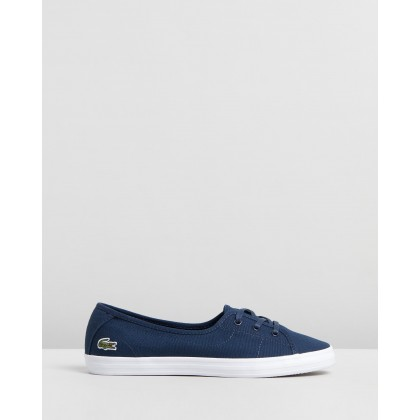 Ziane Chunky BL 2 - Women's Navy & White by Lacoste