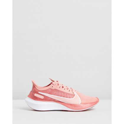 Zoom Gravity - Women's Pink Quartz & Red Bronze by Nike