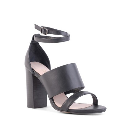 Kudos - Black Calf by Siren Shoes