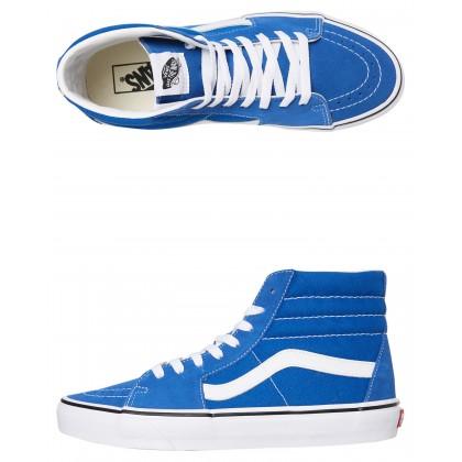 Womens Sk8 Hi Shoe Lapis Blue