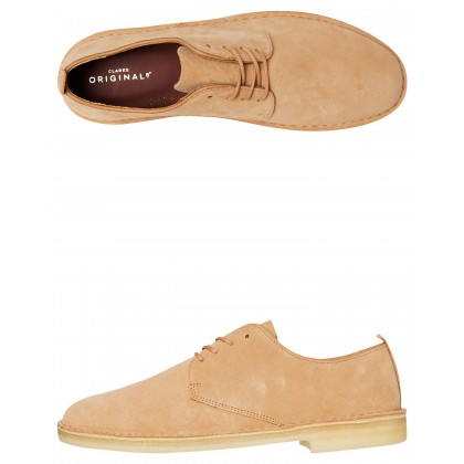 Mens London Desertboot Light Tan