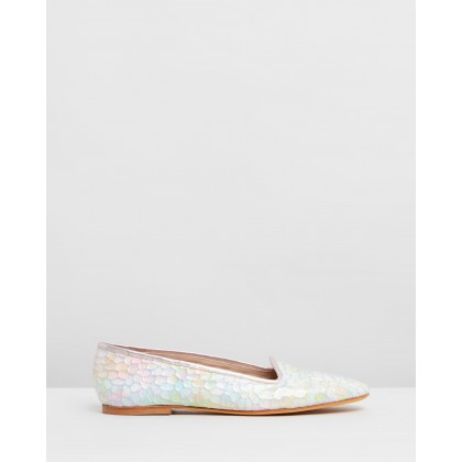 Pascal Loafers Neon Fish by Maryam Nassir Zadeh
