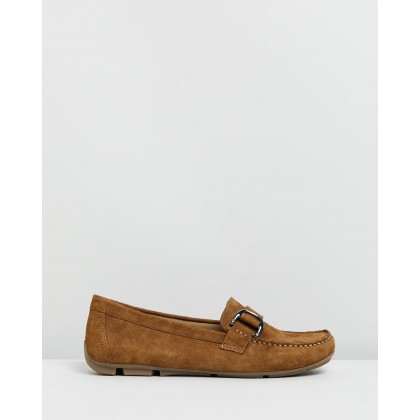 Berkley Whiskey Suede by Naturalizer