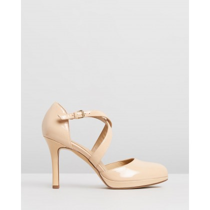 Cruzen Soft Nude Patent by Naturalizer