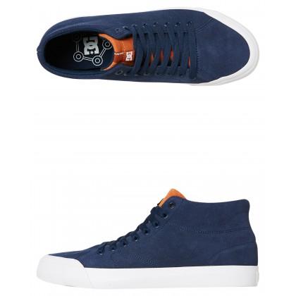 Mens Evan Smith Hi Zero Shoe Navy