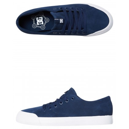 Evan Lo Zero Shoe Navy