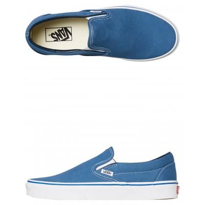 Mens Classic Slip On Shoe Navy