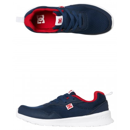 Hartferd Shoe Navy Red