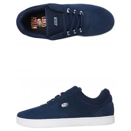 Joslin Shoe Navy White