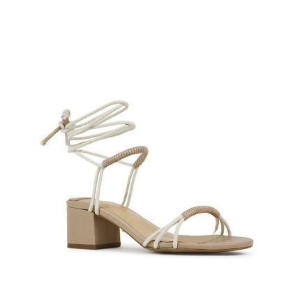 Neeva - Seashell by Siren Shoes