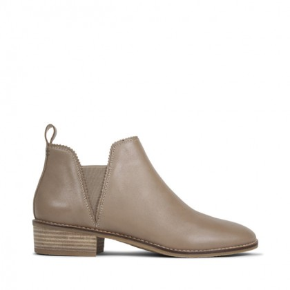 Nicee - Taupe by Siren Shoes