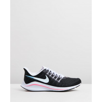 Air Zoom Vomero 14 - Women's Back, Hyper Pink, Football Grey & Pink Beam by Nike