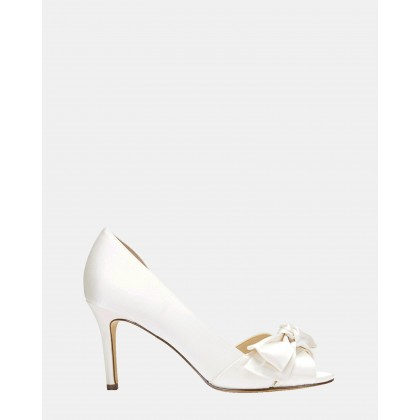Forbes 2 IVORY SATIN by Nina