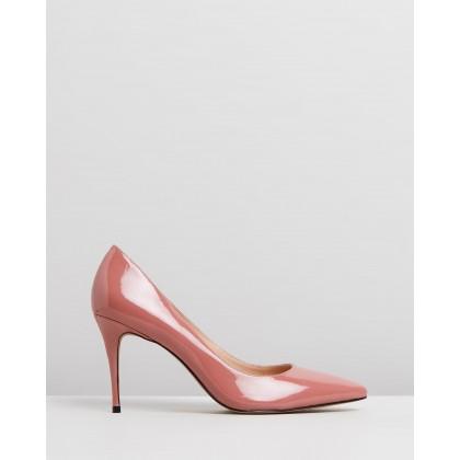 Bonnie Dusty Pink Patent by Nina Armando