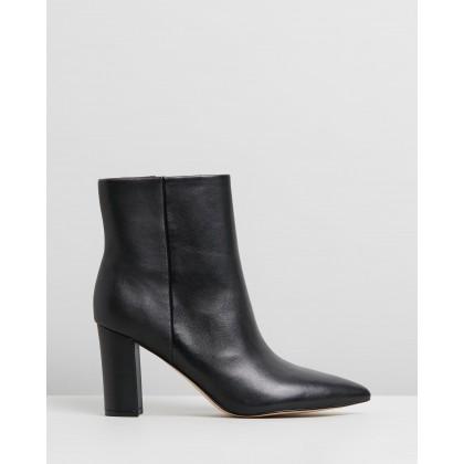 Ulana Black Leather by Nine West