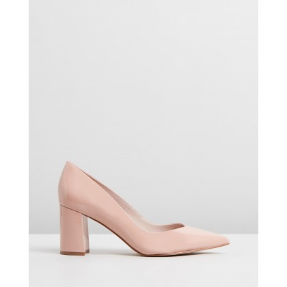 Cate Modern Pink Patent by Nine West
