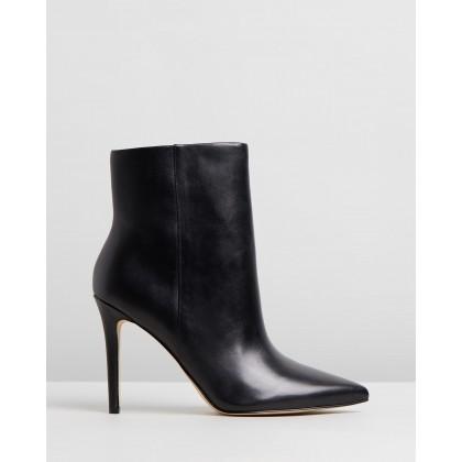 Trendluver Black Leather by Nine West