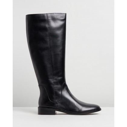 Chayote Boots Black by Nine West