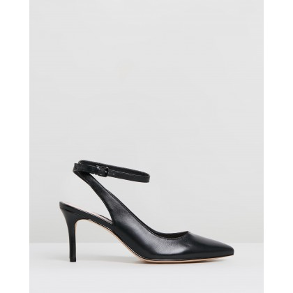 Missthing Black Leather by Nine West