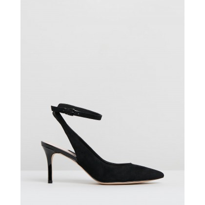Missthing Black Suede by Nine West