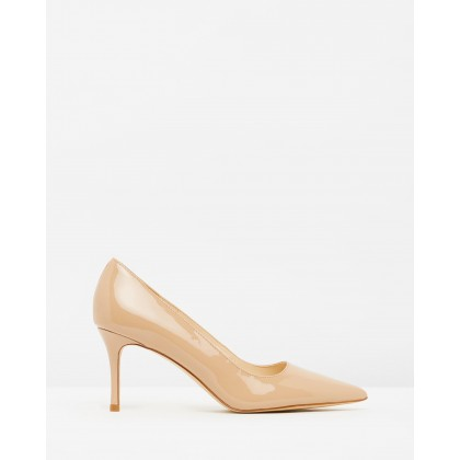 Mailin Barely Nude Patent by Nine West