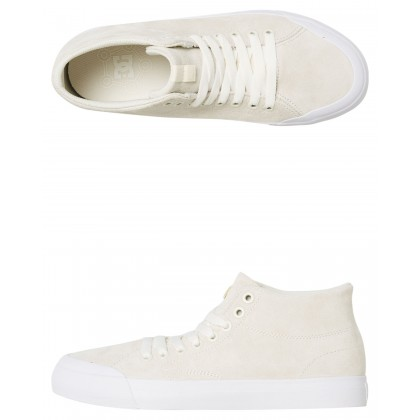 Womens Evan Hi Zero Le Shoe Off White